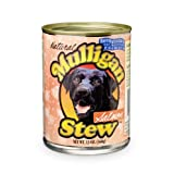 Mulligan Stew's Salmon Recipe for Dogs (Pack of 12, 13 Ounce Cans)