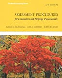 img - for Assessment Procedures for Counselors and Helping Professionals (8th Edition) (Merrill Counselling) book / textbook / text book