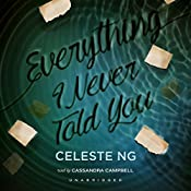 Everything I Never Told You: A Novel | [Celeste Ng]