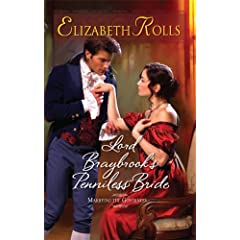 Lord Braybrook's Penniless Bride by Elizabeth Rolls