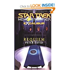Requiem (Star Trek New Frontier: Excalibur, Book 9) by Peter David
