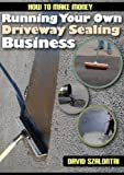 img - for How to Make Money Running Your Own Driveway Sealing Business book / textbook / text book
