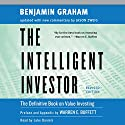 The Intelligent Investor Rev Ed. Audiobook by Benjamin Graham Narrated by Luke Daniels