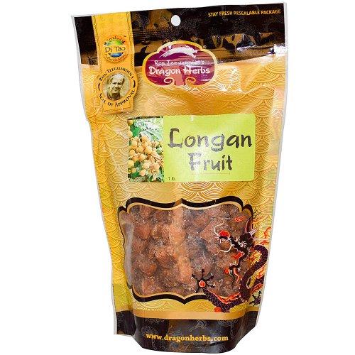 Dragon Herbs Longan Fruit - 8 Oz