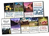 Rebecca Tope Rebecca Tope Cotswold Mystery & Drew Slocombe 9 Books Collection Pack Set (A Cotswold Ordeal, Blood in the Cotswolds,Deception in the..,Fear in the..,Malice in the..,Dark Undertakings,The Sting of Death,A Market For Murder,Grave in the...)