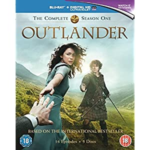 Outlander (2014) - Full Season 01 - Set [Blu-ray] [Import anglais]