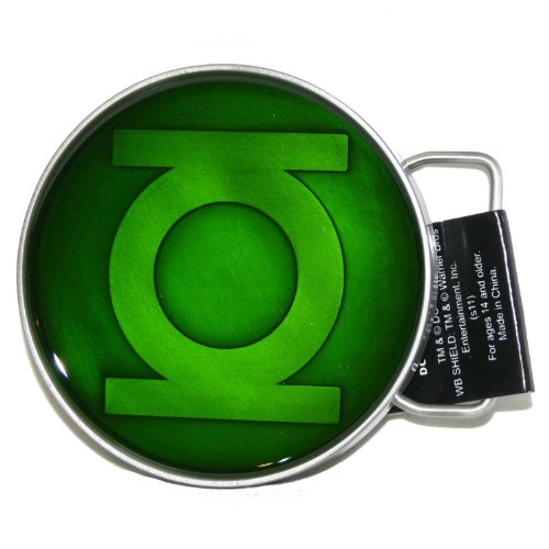 DC Comics Green Lantern Belt Buckle
