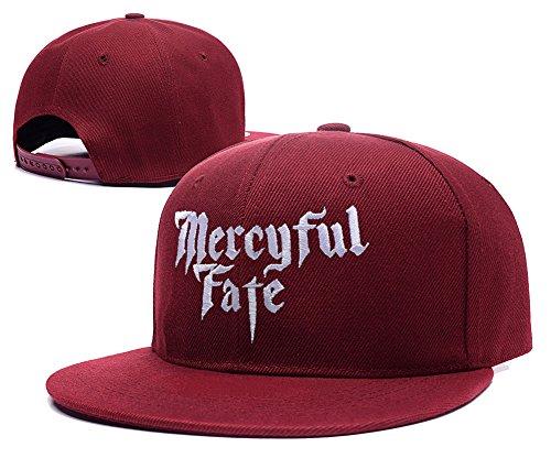 DONGF Cap - Cappellino da baseball - Uomo Red Hat Taglia unica