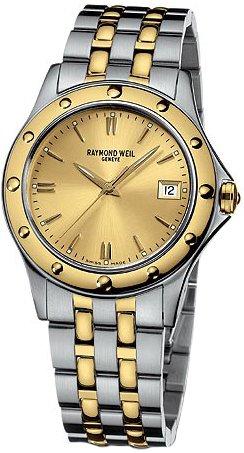 RAYMOND WEIL TANGO MENS WATCH 5590-STP-10001