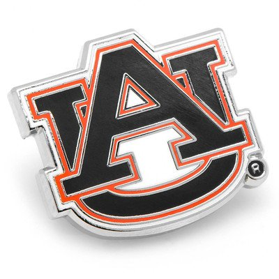 NCAA Silver Plated Lapel Pin NCAA Team: Auburn at Amazon.com