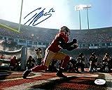 Patrick Willis Autographed San Francisco 49ers 8x10 Photo (Introduction) JSA