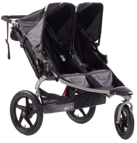Learn More About BOB Revolution SE Duallie Stroller, Black