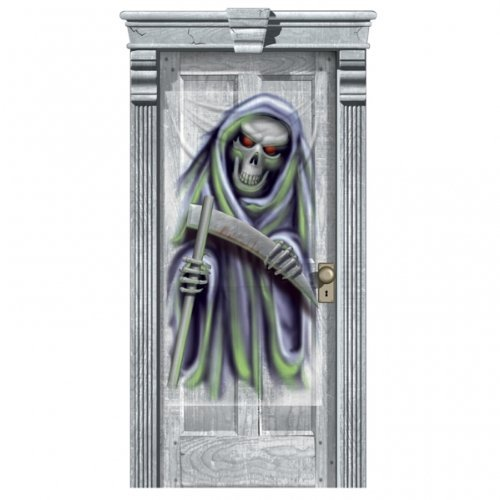 Amscan International Door Decoration Gore-Grim Reaper