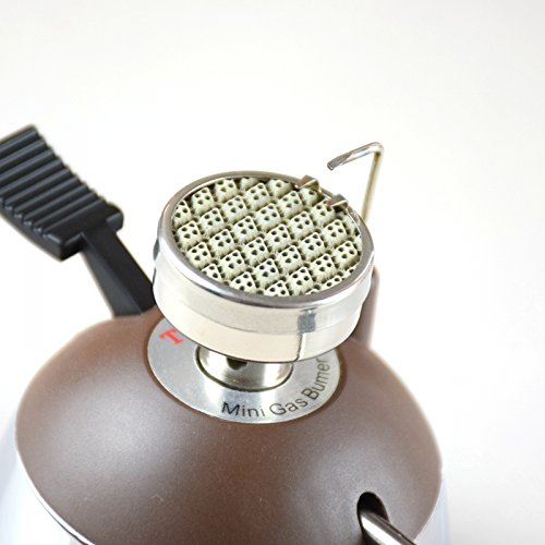 Coffee Maker On Gas Stove : Youzee Stainless Steel Gas Stove Outdoors Coffee Maker Stove for Coffee Pot/ Siphon Pot use ...