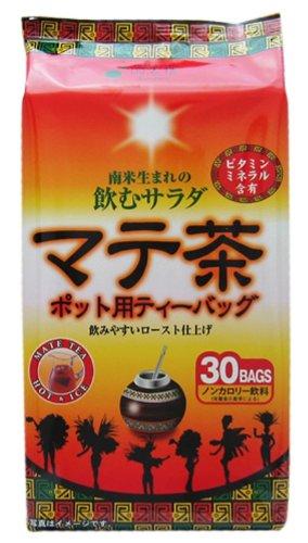 国太楼 ポット用マテ茶TB 30P