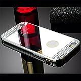 CLASSICO DIAMOND Luxury Aluminium Bumper Plus Mirror Acrylic Back Cover For Samsung Galaxy J7 (J710)NEW EDITION...