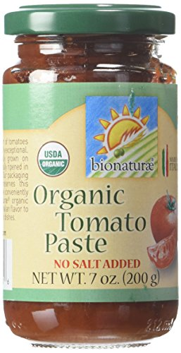 Bionaturae Organic Tomato Paste -- 7 oz Each / Pack of 3 (Bionaturae Tomato Paste compare prices)