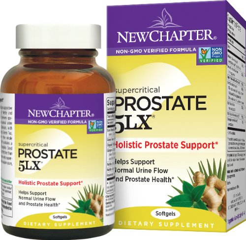 New Chapter Prostate 5Lx Softgels, 180 Count
