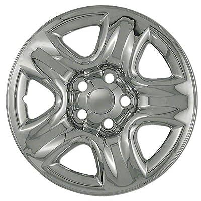 2001-2005 Highlander 16 inch Chrome Hubcap Wheel Skins (Set of 4)