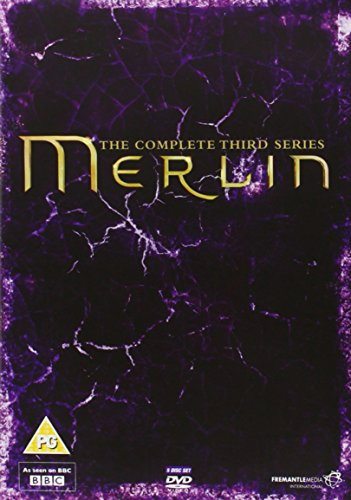 Merlin Series 3/魔術師マーリン シリーズ3 UK-DVD-BOX[Import]