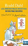 Les irr�sistibles recettes de Roald Dahl par Dahl