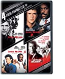 4 Film Favorites: Lethal Weapon (Lethal Weapon: Directors Cut, Lethal Weapon 2: Directors Cut, Lethal Weapon 3: Directors Cut, Lethal Weapon 4)