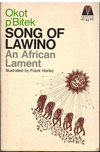 FULL CHAPTER SUMMARY OF SONGS OF LAWINO AND OCOL BY OKOT P'BITEK