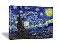 Wieco Art Canvas Prints of Van Gogh O…