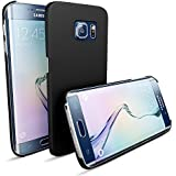 MTT Slim Fit Back Cover Case For Samsung Galaxy S6 Edge Plus (BLACK)