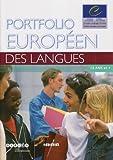 echange, troc Conseil de l'Europe - Portfolio européen des langues