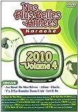 echange, troc Nos Plus Belles Années Karaoké : 2010 Volume 4