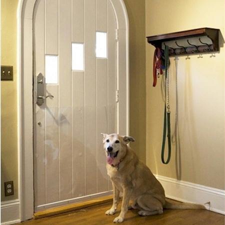 Pet Door Shield Scratch Protection front-920438