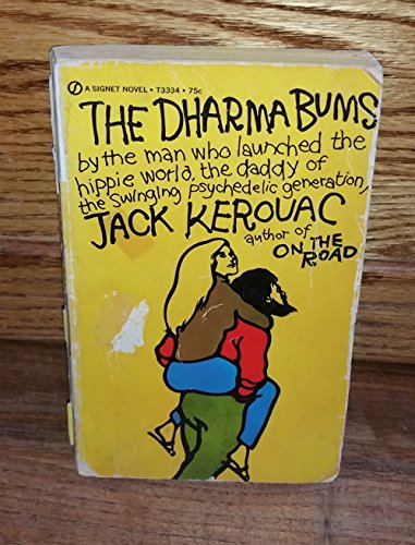 a comparison of the dharma bums by jack kerouac and my antonia by willa cather