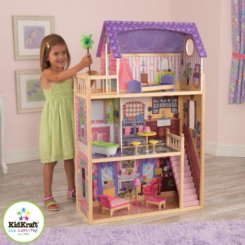 kidkraft dollhouse furniture set dolls house
