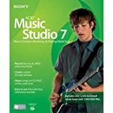 ACID Music Studio 7  [OLD VERSION] ~ Sony Creative Software