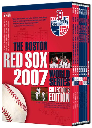 The Boston Red Sox 2007 World Series Collector's Edition at Amazon.com