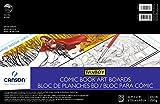 "Comic Book Art Boards Pad, 11""X17"""