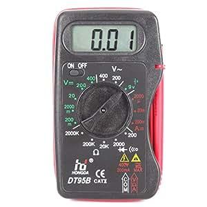 DT-95B Mini Simple Digital Multimeter