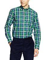 Milano Camisa Hombre (Verde)