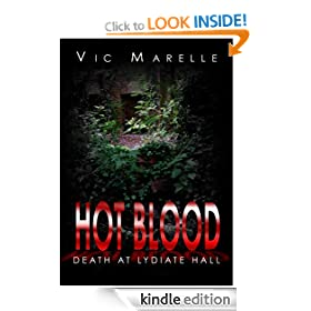 Hot Blood (Bloodwords)