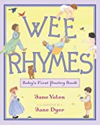 Wee Rhymes: Baby's First Poetry Book by Jane Yolen cover image