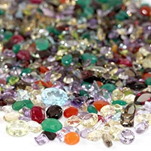 50 Carats Natural Gemstones