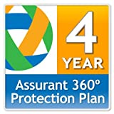 Assurant 360º 4-Year Television Protection Plan ($500-$599)