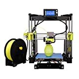 RAISCUBE Desktop 3D Printer Kits DIY Reprap i3 Larger 3D Printing Machine Size 210 x 210 x 225 mm