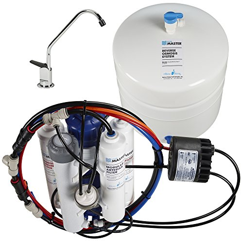 Home-Master-TMHP-HydroPerfection-Undersink-Reverse-Osmosis-Water-Filter-System