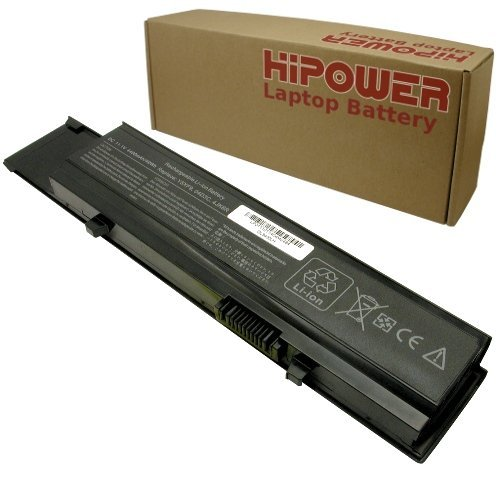 Hipower Laptop Battery For Dell Vostro 3400, 3500, 3700, P10G, P09F, P06E, 312-0997, TXWRR, TY3P4, 4D3C, 4JK6R, 7FJ92 Laptop Notebook Computers