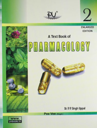 Text Book of Pharmacology
