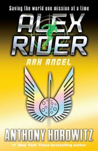 Cover of Ark Angel (Alex Rider Adventure)