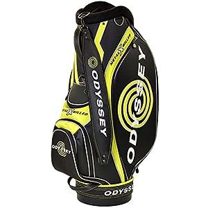 Odyssey Golf Metal X Milled Staff Tour Cart Trolley Bag
