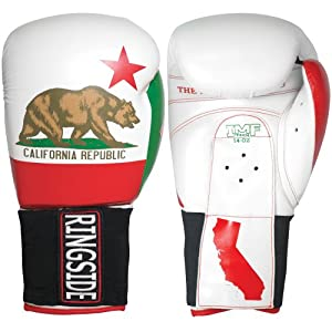 Ringside Limited Edition California IMF Tech™ Sparring Gloves
